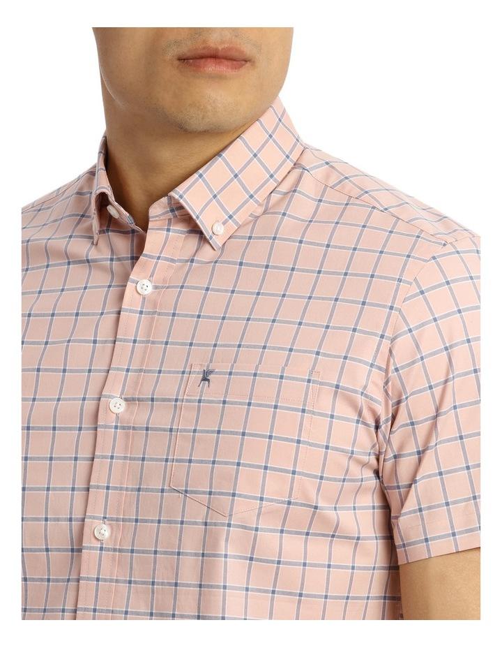 Short Sleeve Birmingham Check Shirt image 4