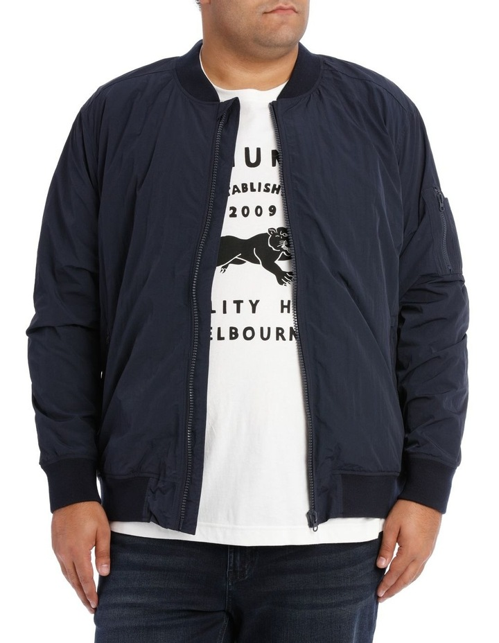 Willow Wolf Bomber Jacket image 1