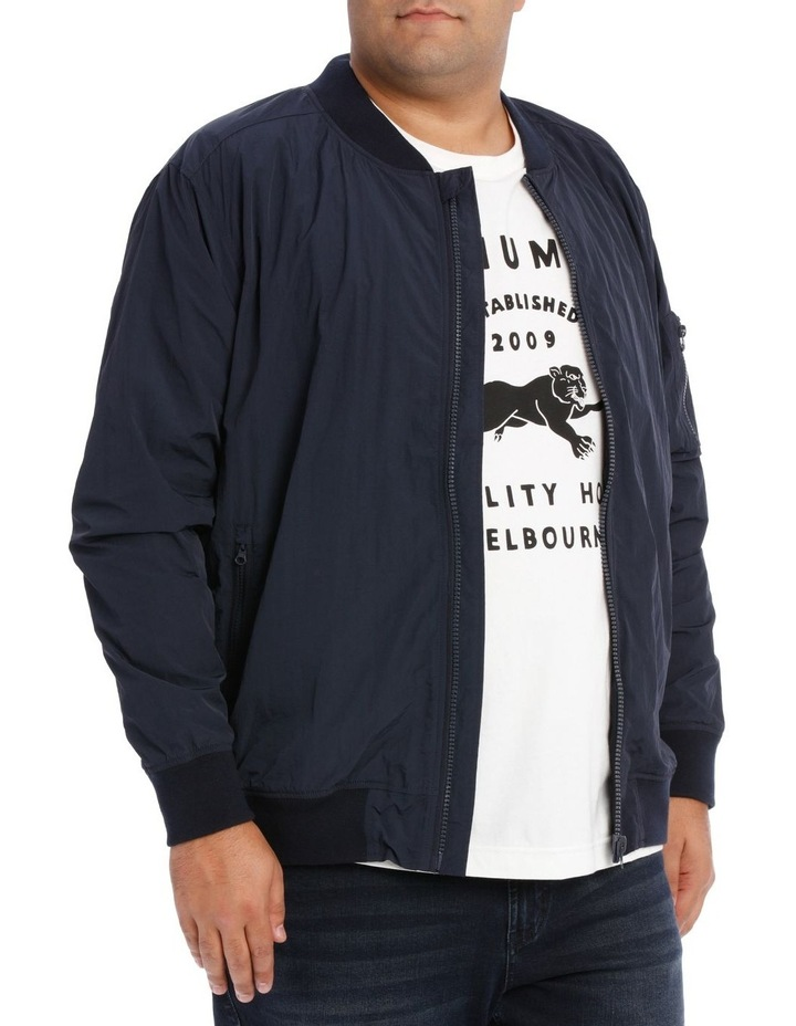 Willow Wolf Bomber Jacket image 2