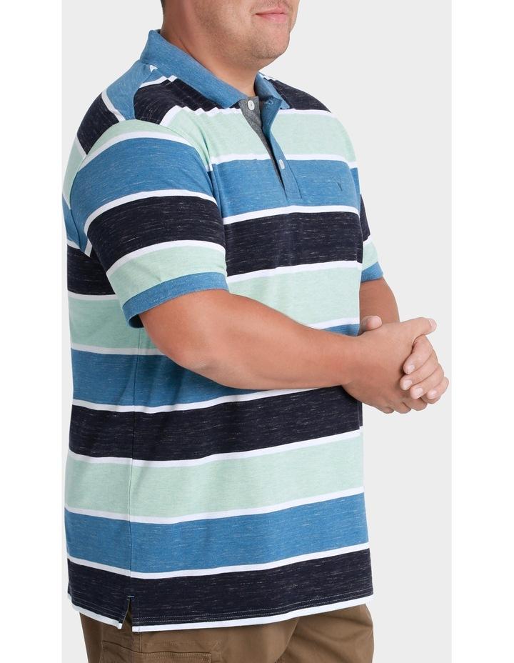 Short Sleeve Pique Polo Shirt image 1
