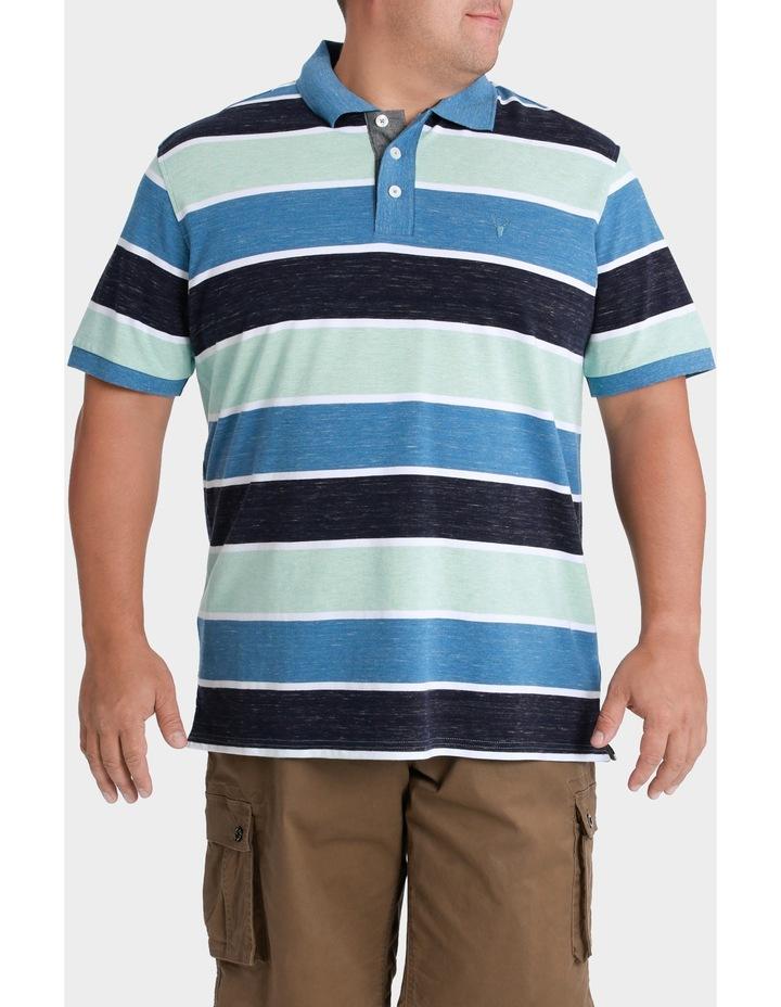 Short Sleeve Pique Polo Shirt image 2