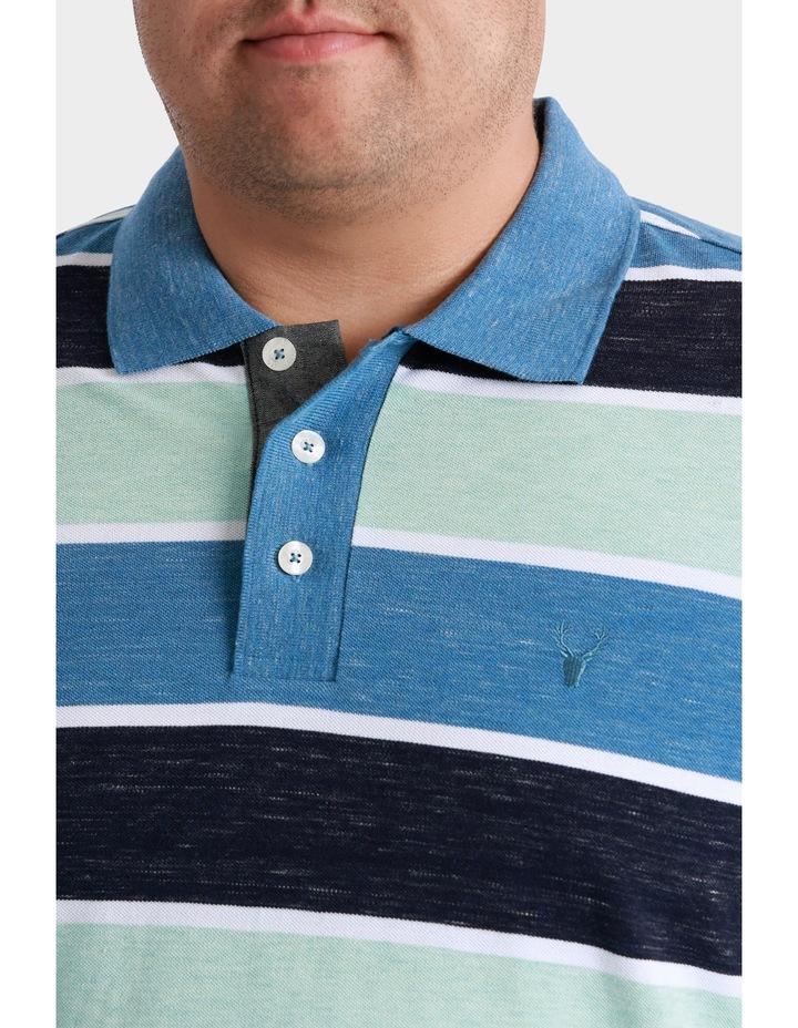 Short Sleeve Pique Polo Shirt image 4