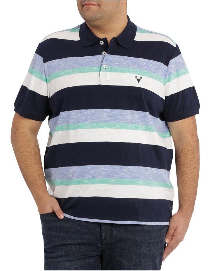 Simon Block Stripe Polo image 1