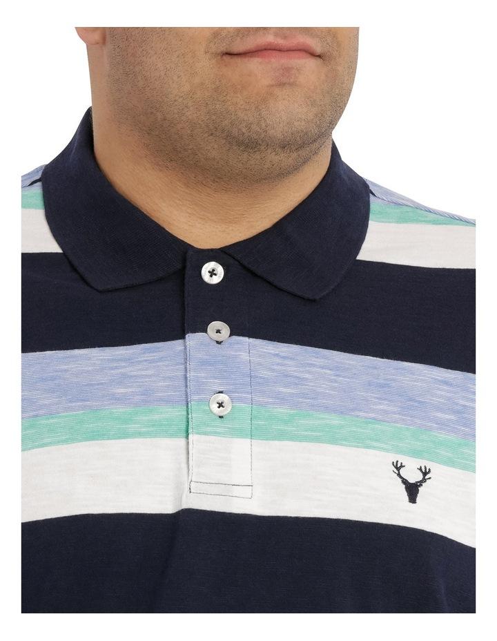 Simon Block Stripe Polo image 4