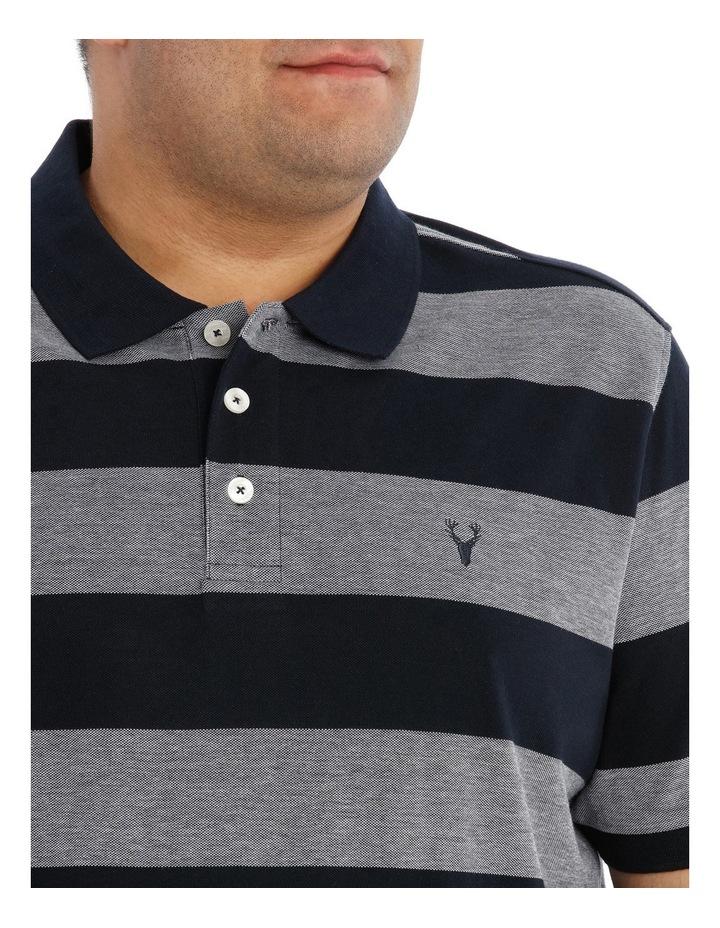 Birdseye Stripe Polo image 4