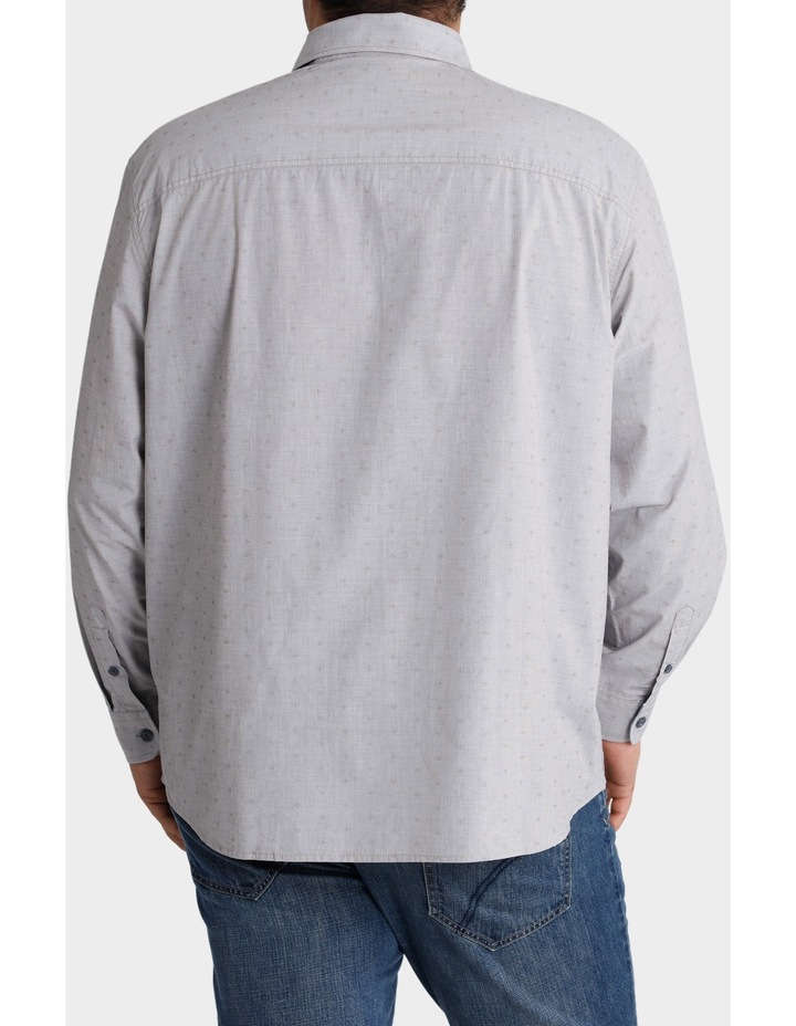 Long Sleeve Dobby Shirt image 3