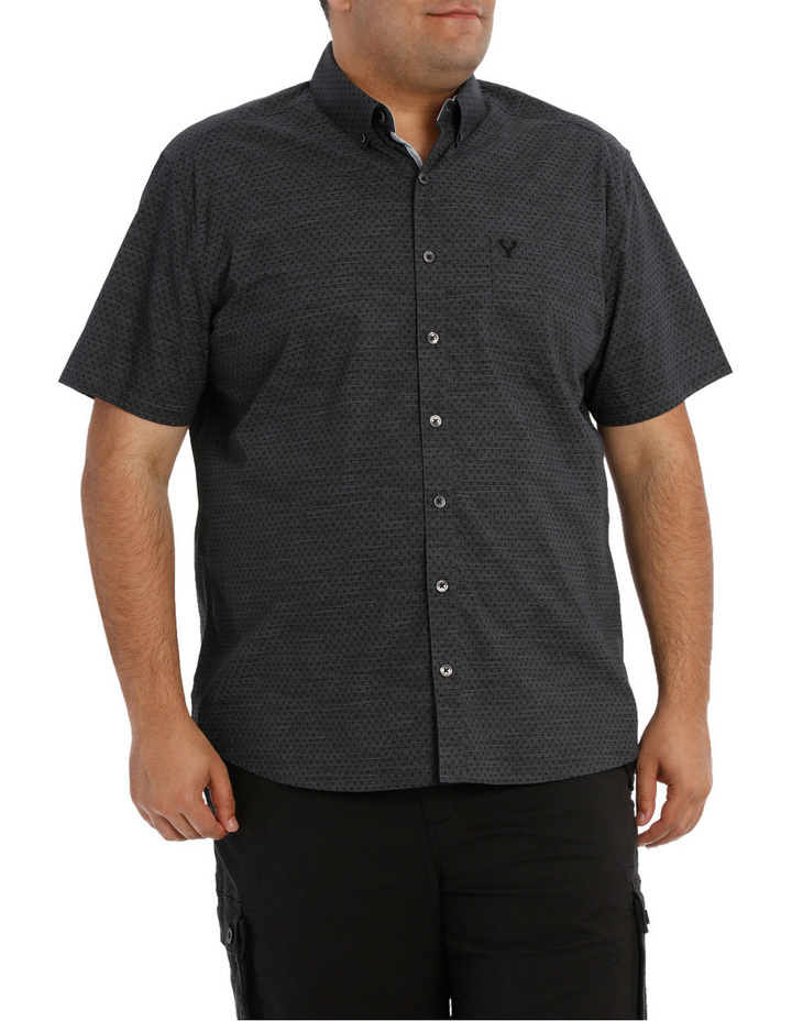 Short Sleeve Print Shirt image 1