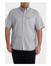 Jack Stone - Short Sleeve Dobby Shirt