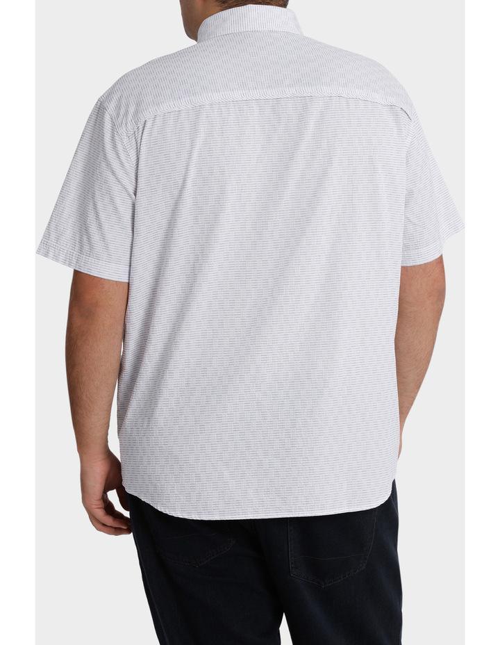 Short Sleeve Dobby Shirt image 3