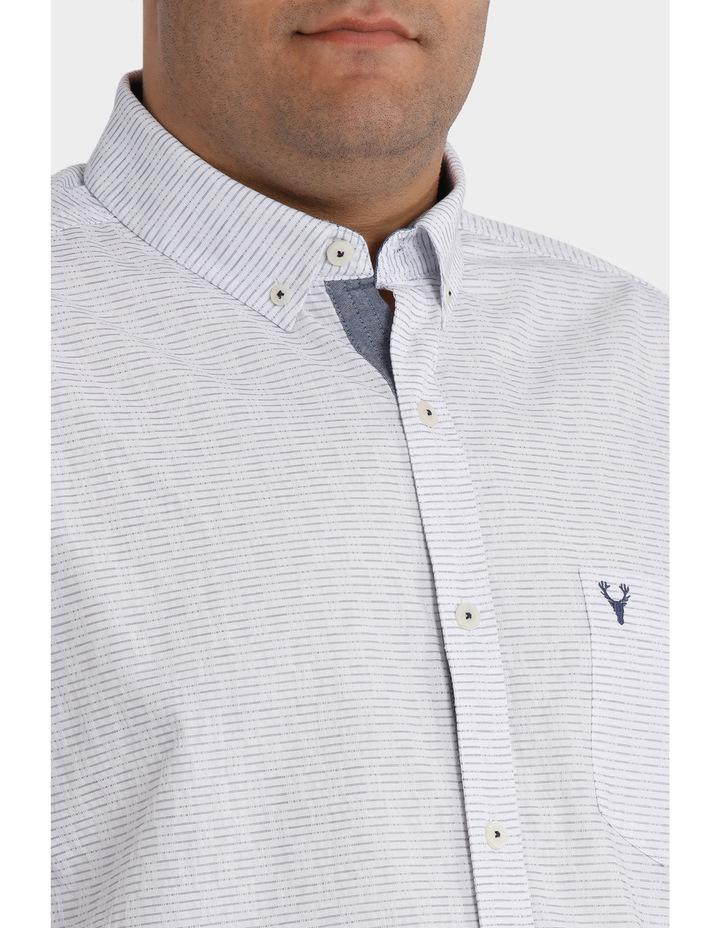 Short Sleeve Dobby Shirt image 4