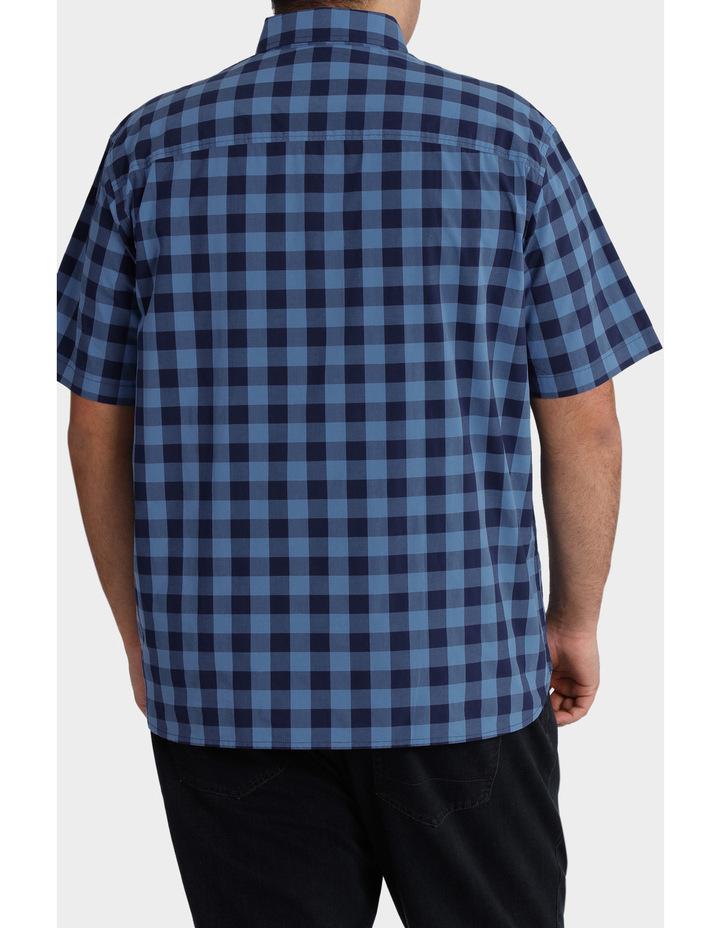Short Sleeve Check Shirt image 3