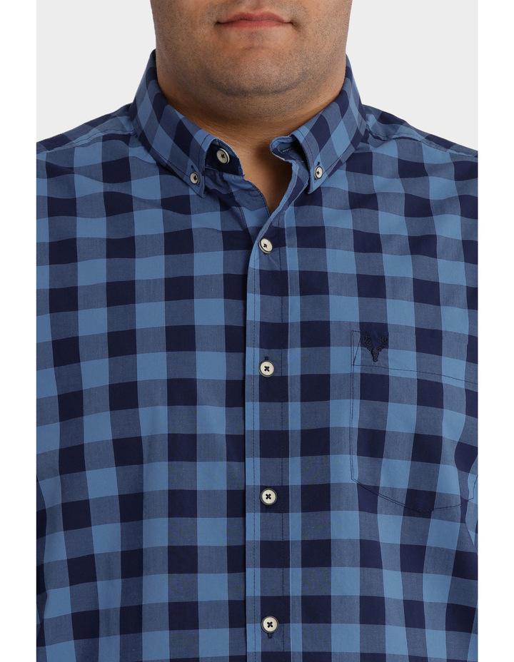 Short Sleeve Check Shirt image 4