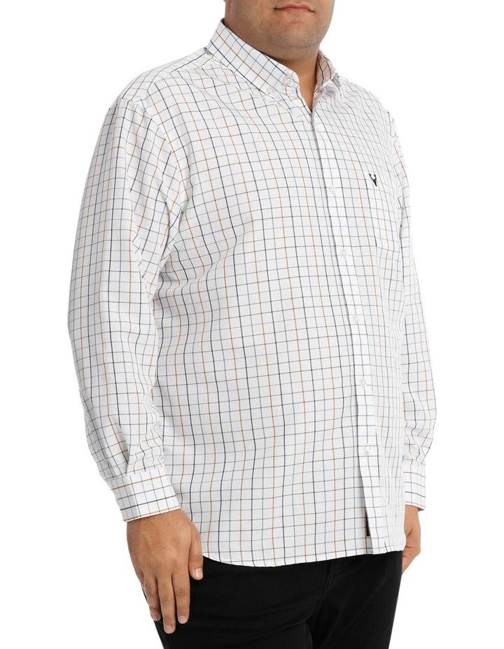 Long Sleeve Whiteout Check Shirt image 2
