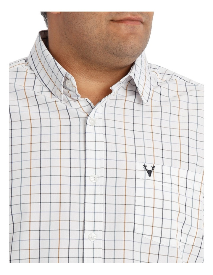 Long Sleeve Whiteout Check Shirt image 4