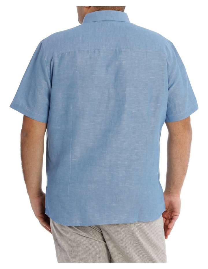 Ottway Textured Linen Shirt image 3