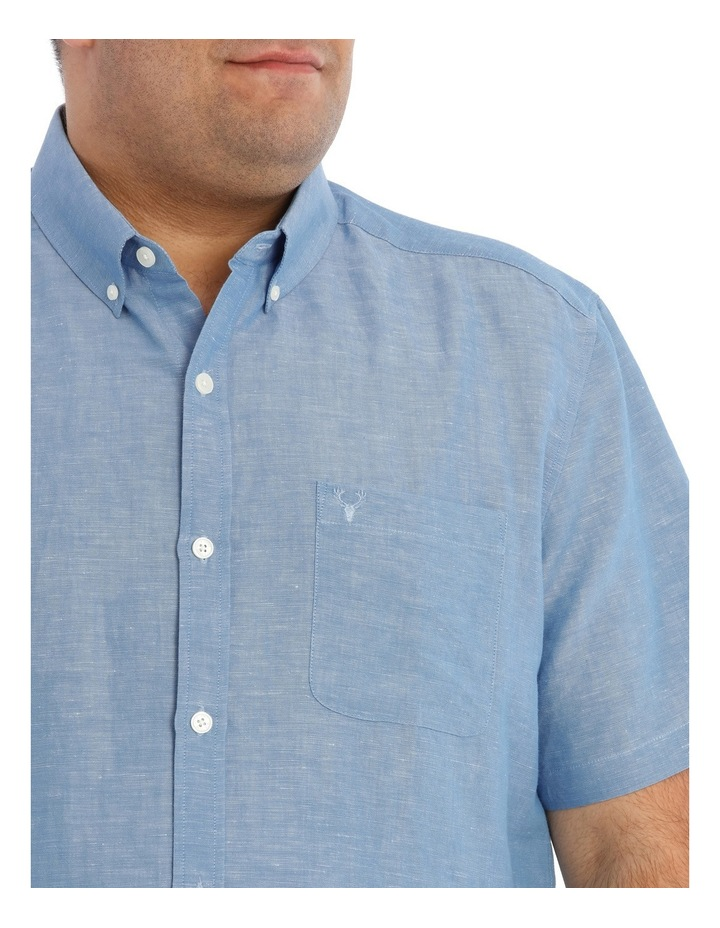 Ottway Textured Linen Shirt image 4