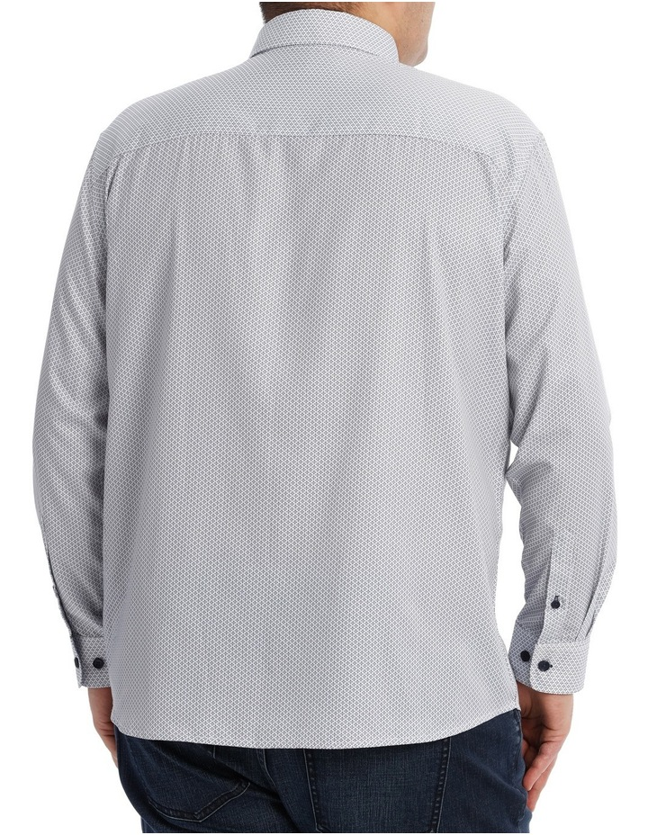 Argent Print Shirt image 3