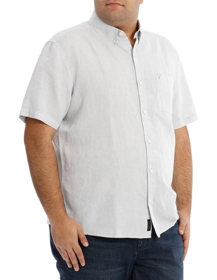 Ottway Textured Linen Shirt image 2
