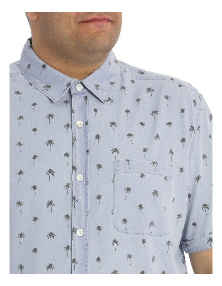 Brice Print Shirt image 4