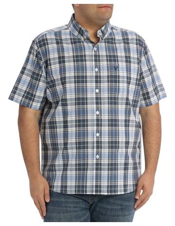 38f536da1d JACK STONE 3XL-7XL David Check Shirt