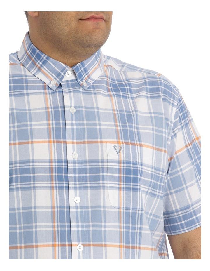 Henry Check Shirt image 4