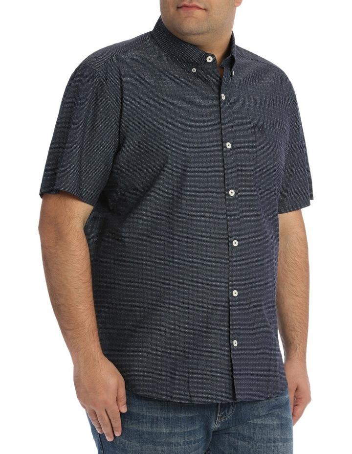 Harry Dobby Print Shirt image 2