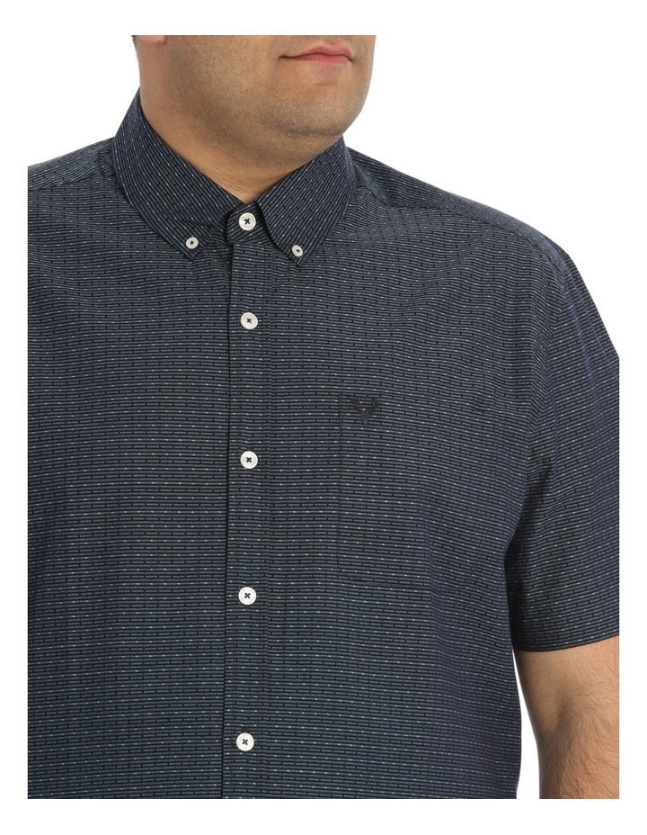 Harry Dobby Print Shirt image 4
