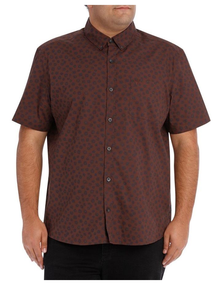 Morrison Printed Short Sleeve Shirt image 1