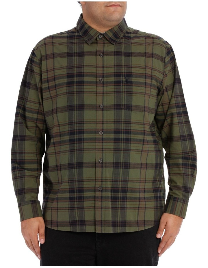 Copperhead Check Long Sleeve Shirt image 1