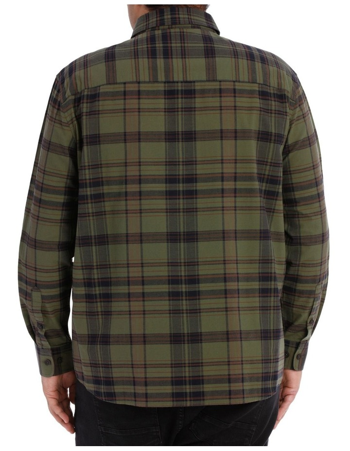 Copperhead Check Long Sleeve Shirt image 3