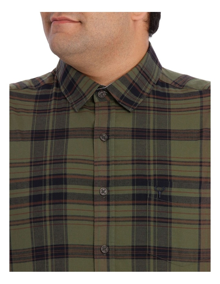 Copperhead Check Long Sleeve Shirt image 4