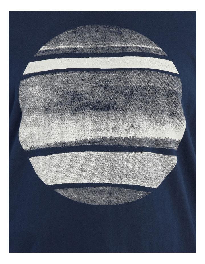 Short Sleeve Crew Neck Print Tee image 4