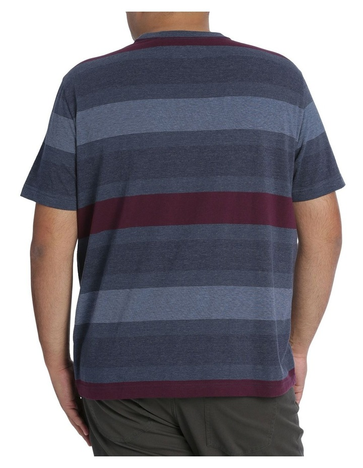 Short Sleeve Frost Stripe Tee image 3
