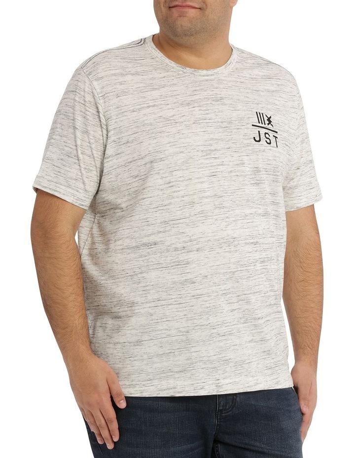 Houndsell Textured T-Shirt image 2