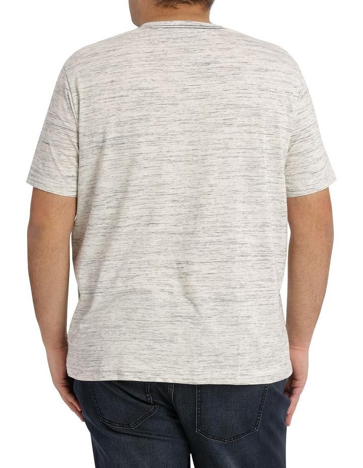 Houndsell Textured T-Shirt image 3