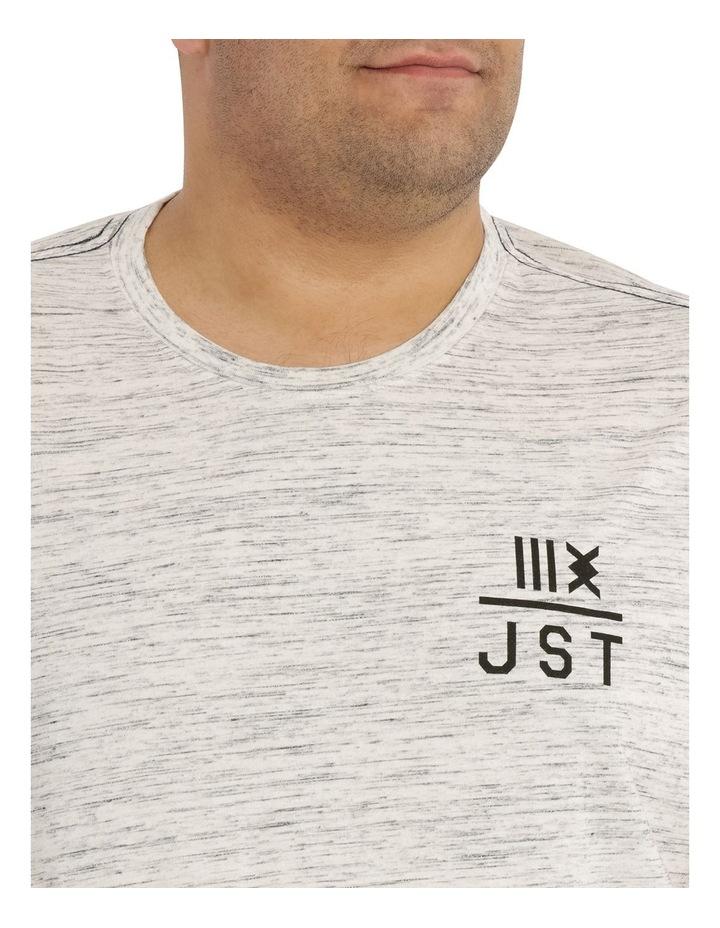 Houndsell Textured T-Shirt image 4