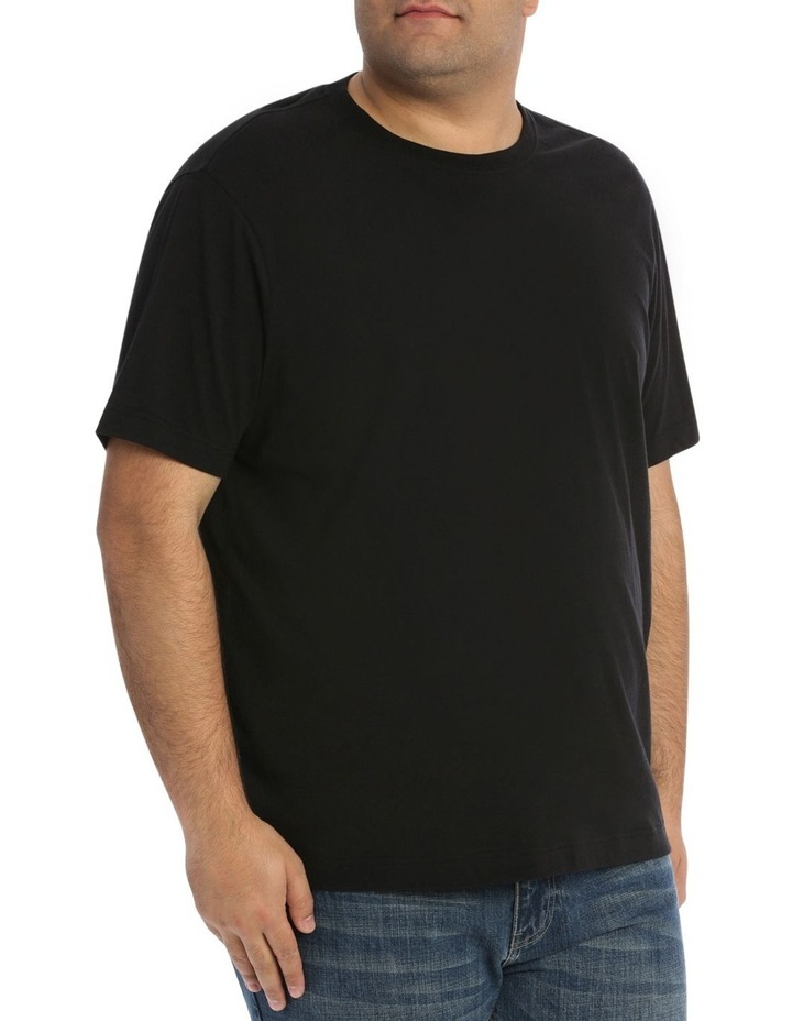 Core Crew Neck Plain Tee image 2