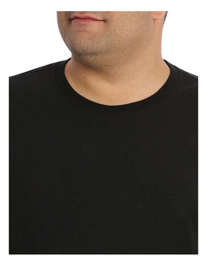 Core Crew Neck Plain Tee image 4