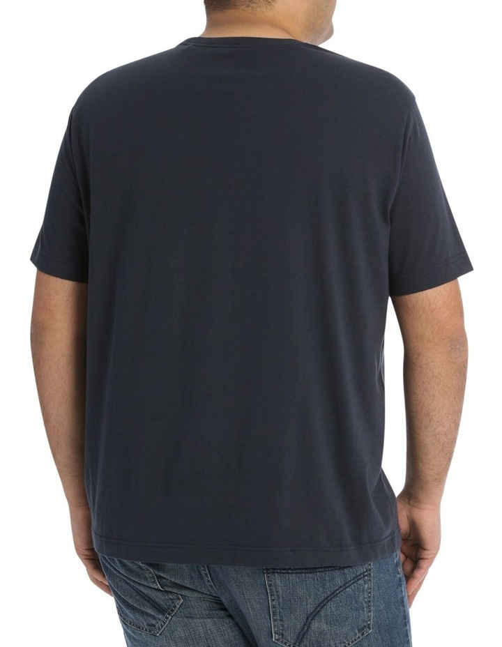 Core Crew Neck Plain Tee image 3