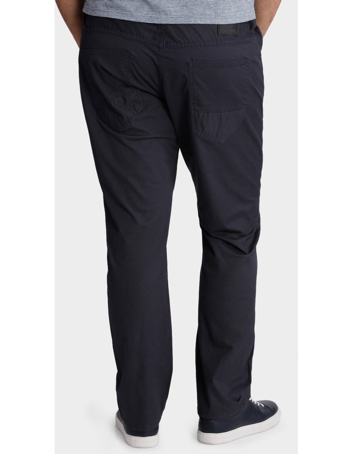 Coloured 5 Pocket Pant image 3