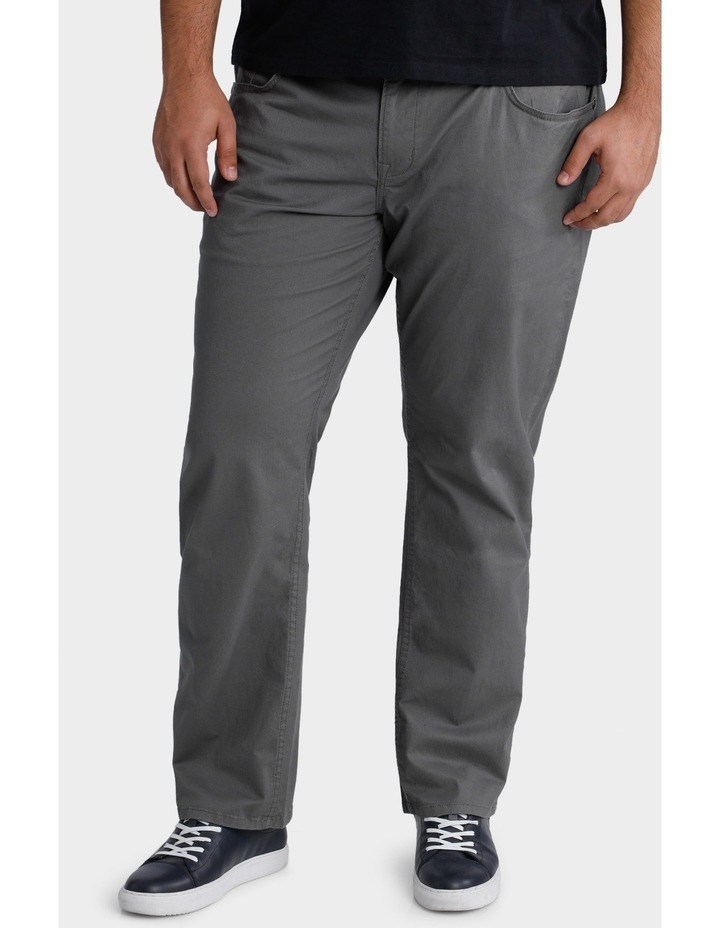 Coloured 5 Pkt Pant image 1