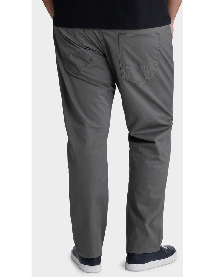 Coloured 5 Pkt Pant image 3