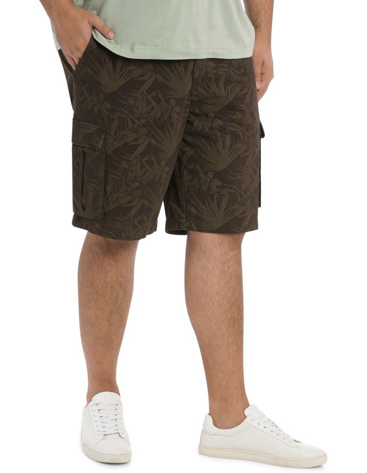 Victor Print Cargo Short image 2