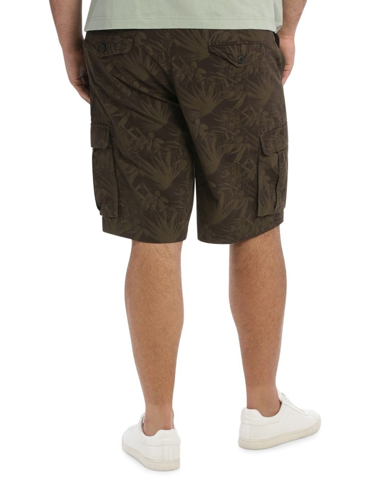 Victor Print Cargo Short image 3