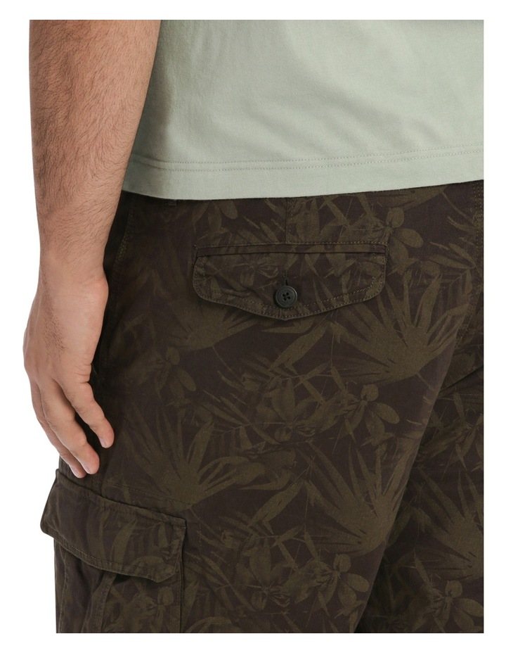 Victor Print Cargo Short image 4