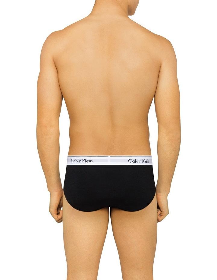 Modern Cotton Stretch 2 Packk Hip Brief image 2
