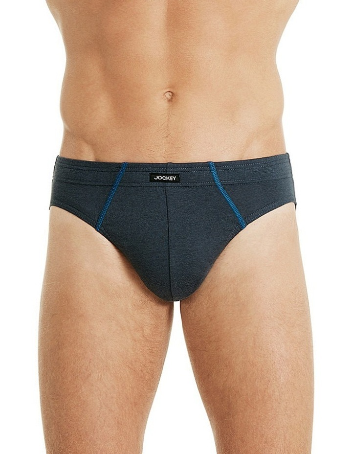 4 Pack Cotton Brief image 1