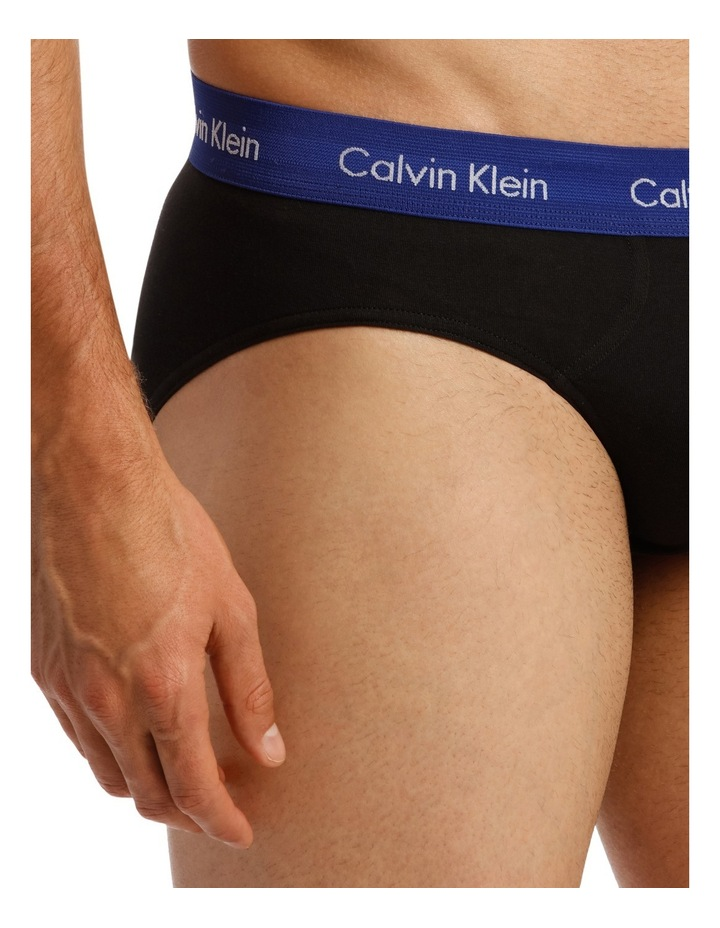 Cotton Stretch 2 Pack Briefs image 4