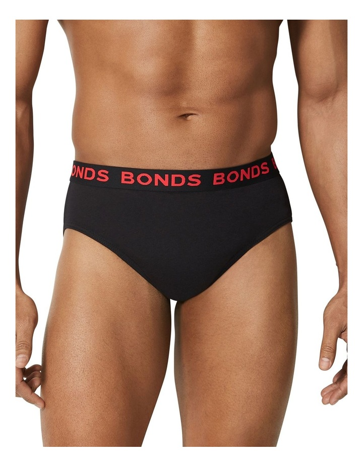 Bonds 4Pk Hipster Brief image 5