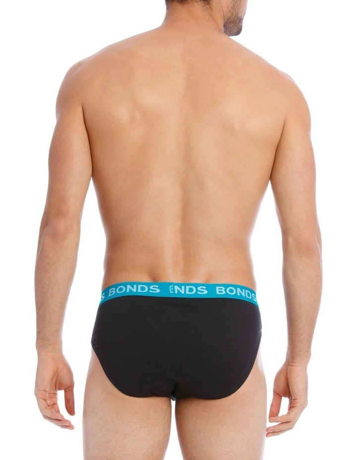 Ovarian Cancer Australia Hipster Brief 4 Pack image 3